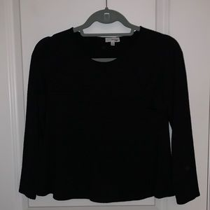 Wilfred Free Knit 3/4 sleeve top